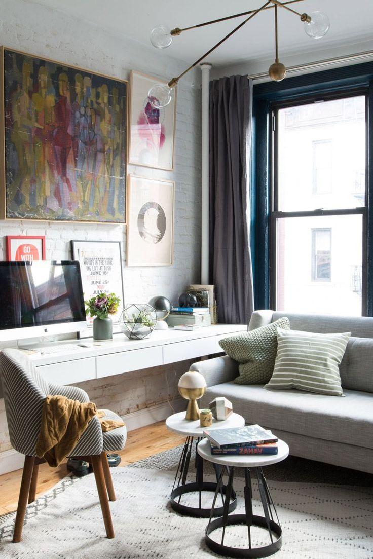 50 Small Living Room Ideas thewowdecor (11)