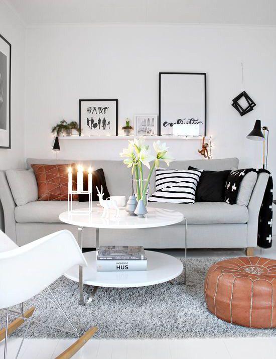 50 Small Living Room Ideas thewowdecor (12)