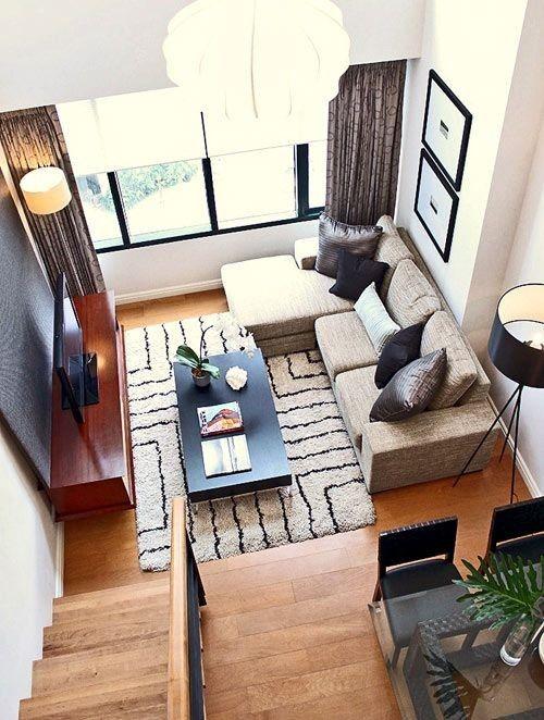 50 Small Living Room Ideas thewowdecor (13)