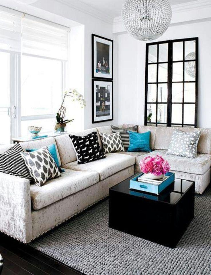 50 Small Living Room Ideas thewowdecor (18)