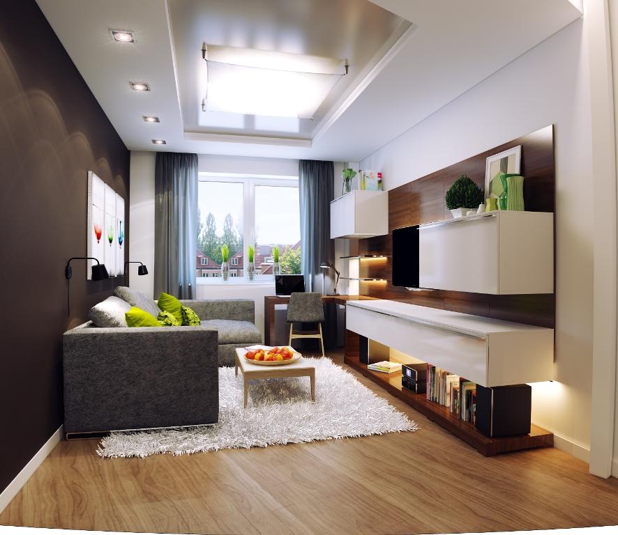 50 Small Living Room Ideas thewowdecor (25)
