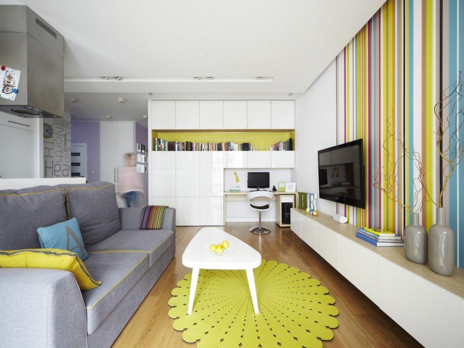 50 Small Living Room Ideas thewowdecor (33)