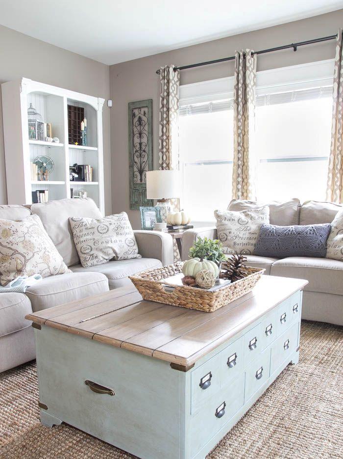 50 Small Living Room Ideas thewowdecor (35)