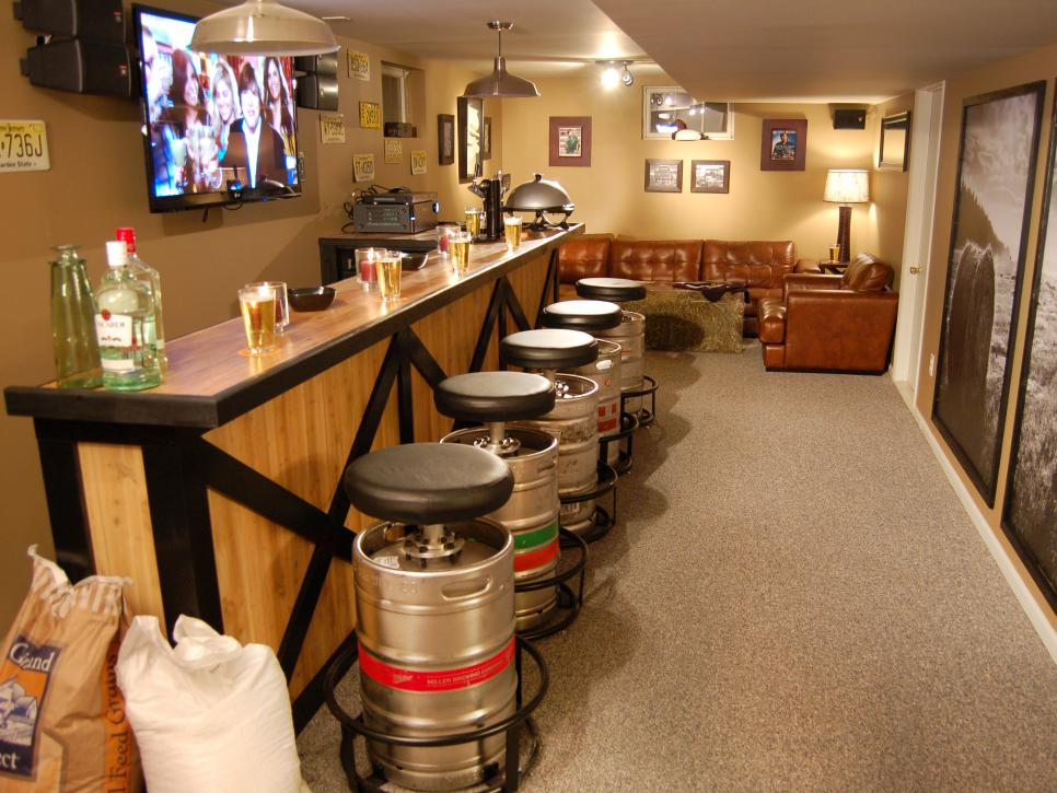 Best Man Cave Ideas To Get Inspired thewowdecor (1)