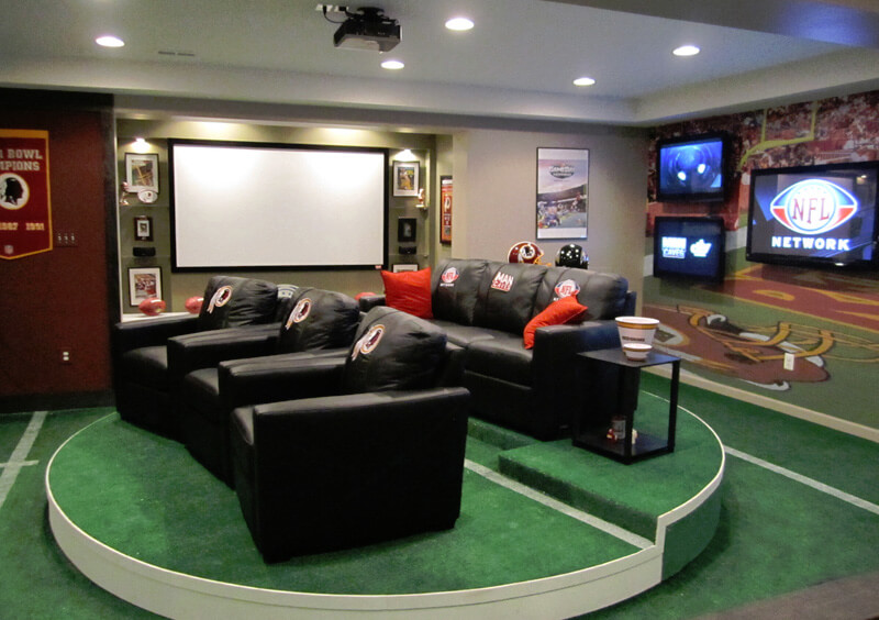 Best Man Cave Ideas To Get Inspired thewowdecor (24)