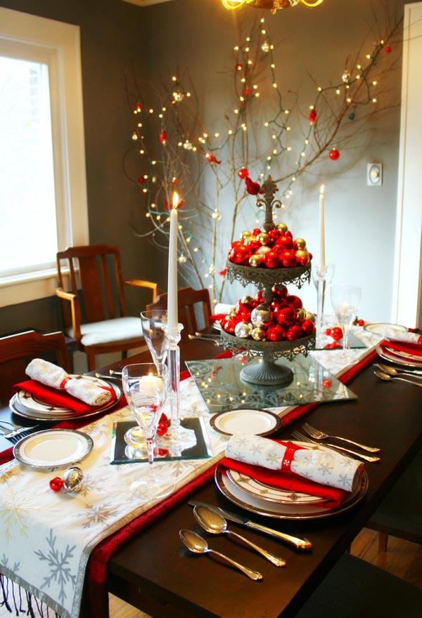 Christmas Living Room Decor Ideas thewowdecor (14)