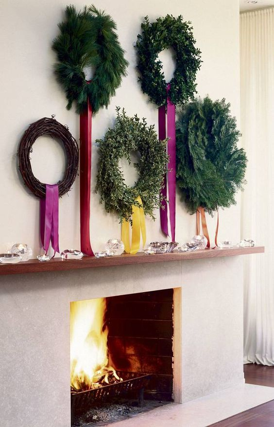 Modern Christmas Tree Ideas (8)