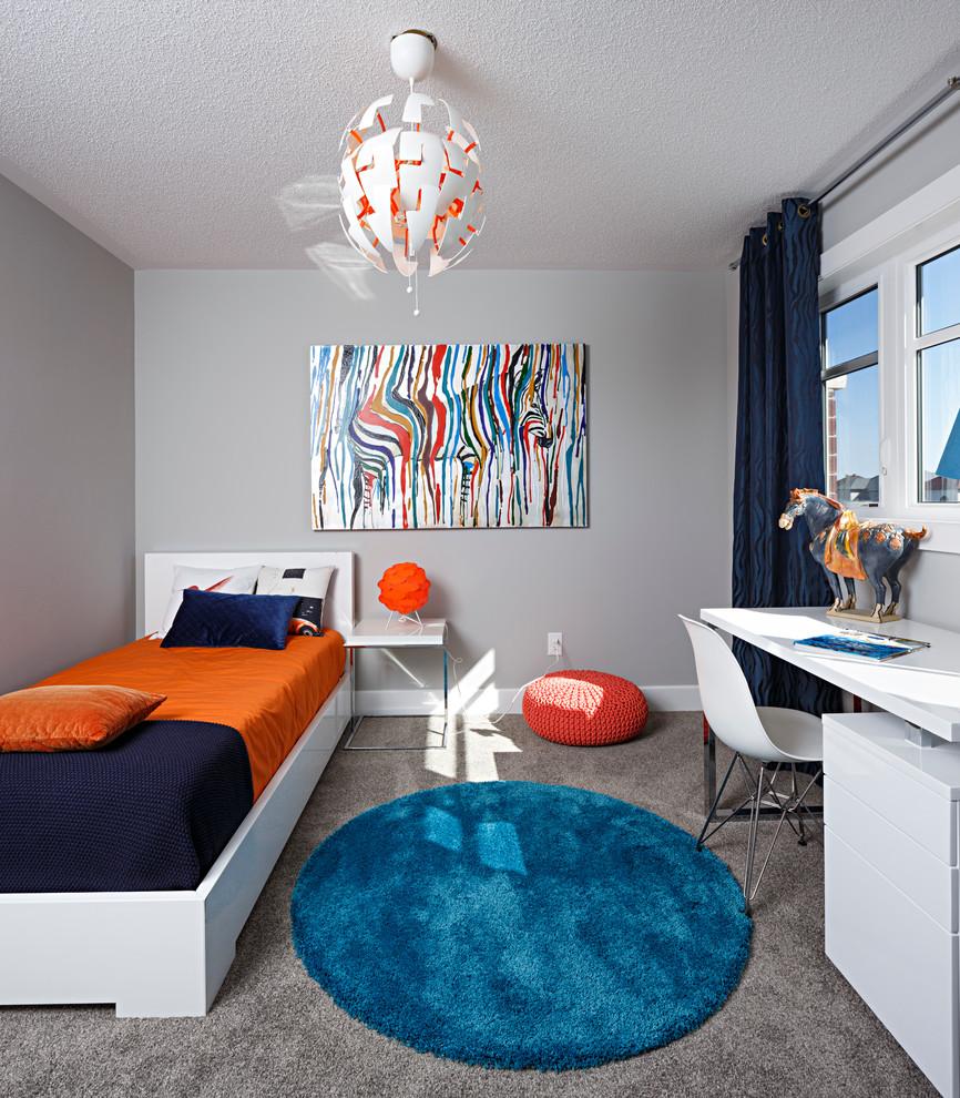 Contemporary Small Kids Bedroom Thewowdecor