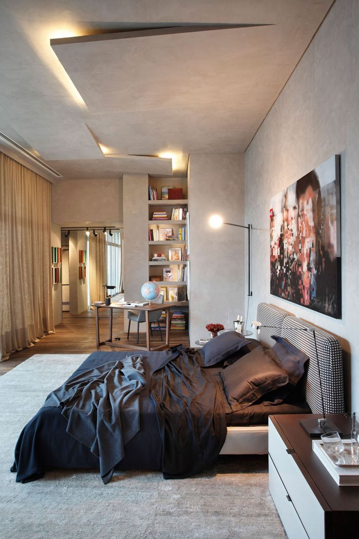 Modern Bedroom Ceiling Thewowdecor