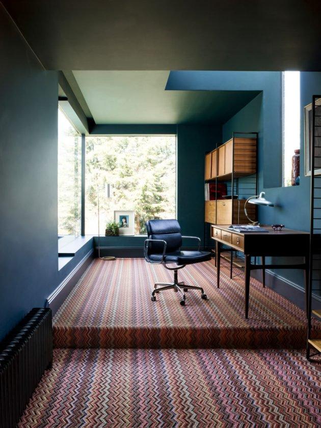 Modern Home Office thewowdecor (1)