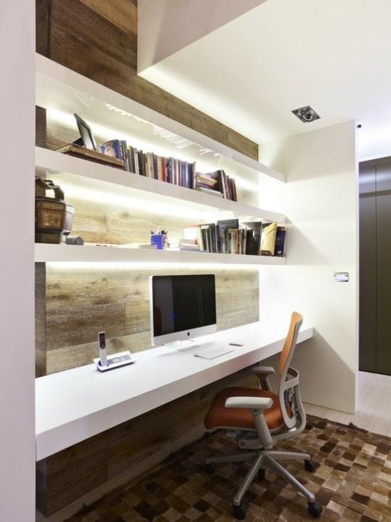 Modern Home Office thewowdecor (2)