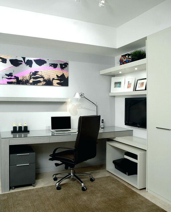 Modern Home Office thewowdecor (26)