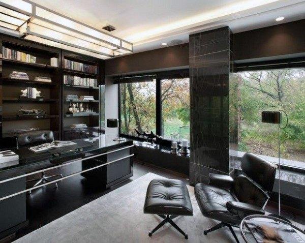 Modern Home Office thewowdecor (27)