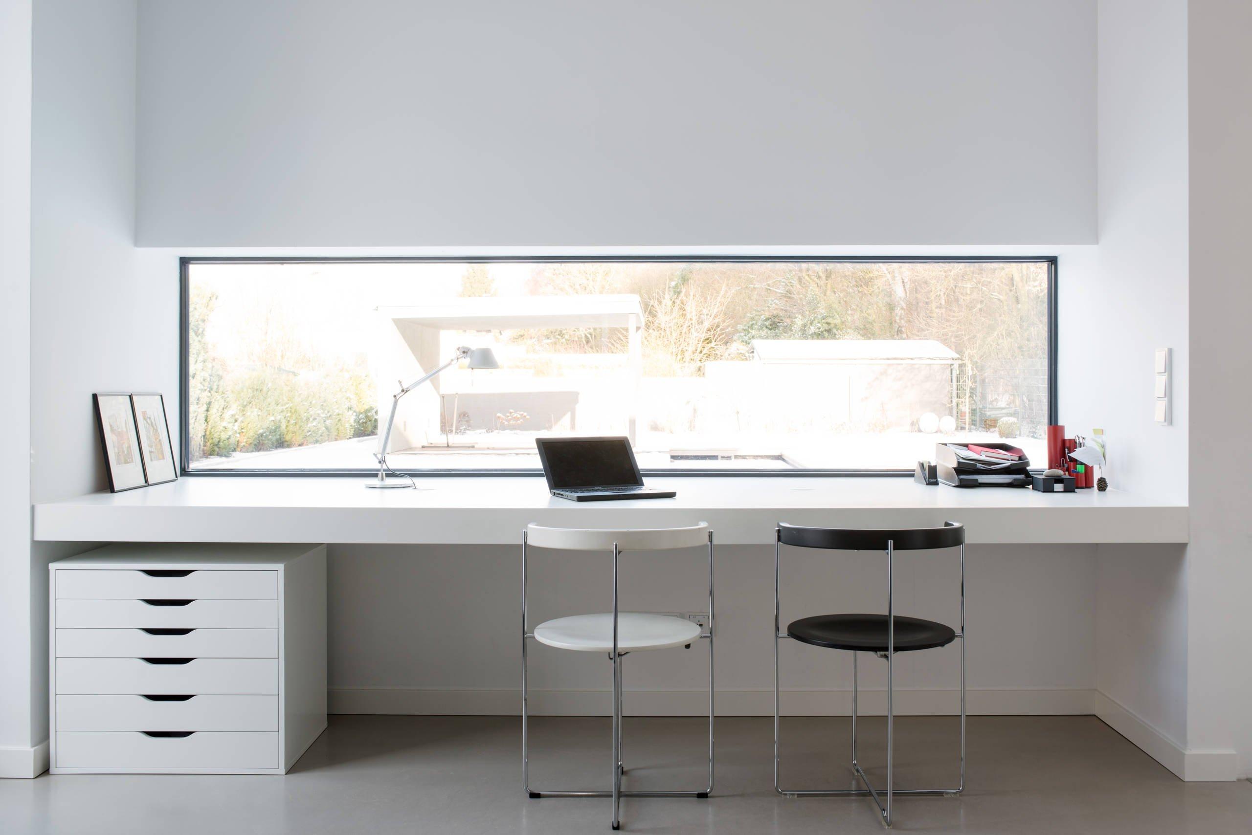 Modern Home Office thewowdecor (3)