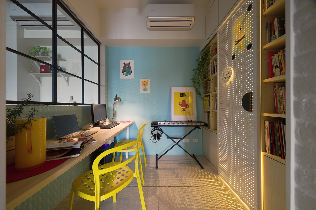 Modern Home Office thewowdecor (30)