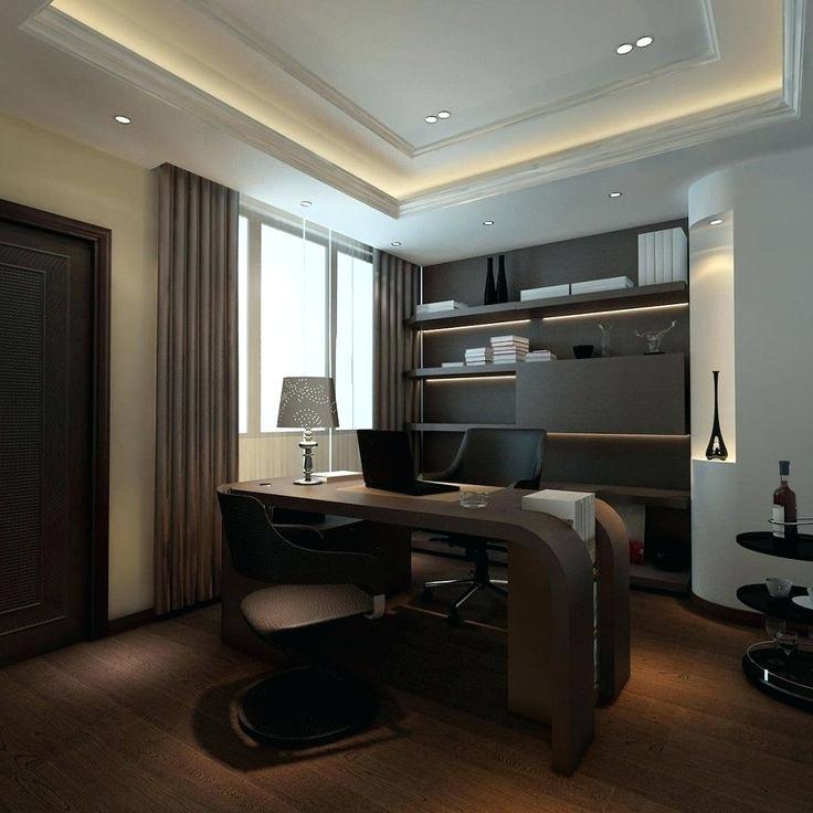 Modern Home Office thewowdecor (9)