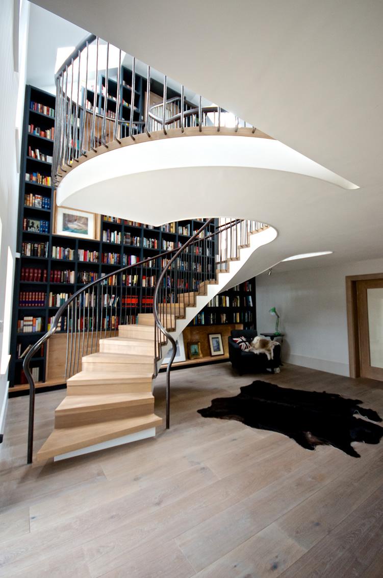 Staircase Design Thewowdecor (37)