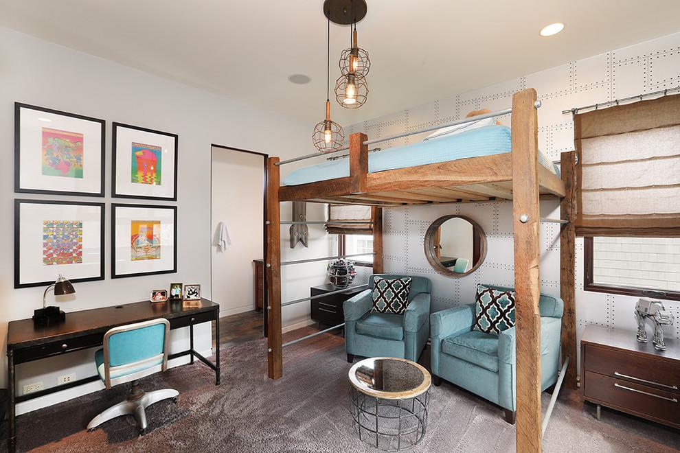 Coastal Style Unique Guest Bedroom Thewowdecor