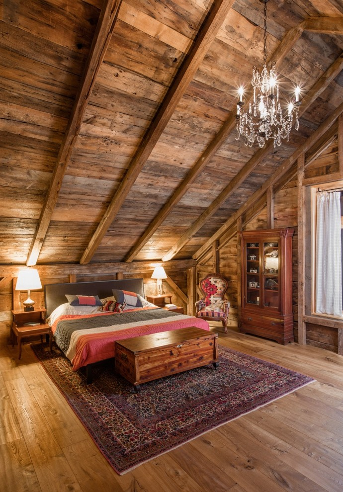 Rustic Bedroom Design Inspiration (12)
