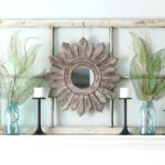 How to Decorate Old Wood Windows