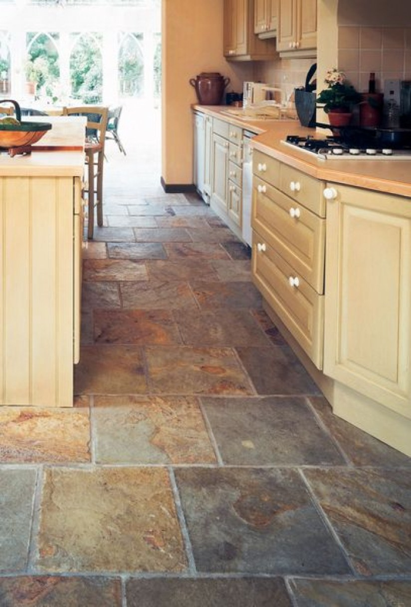 Amazing of Kitchen Flooring Ideas For Interior Design And Best 25 Floors On Picture