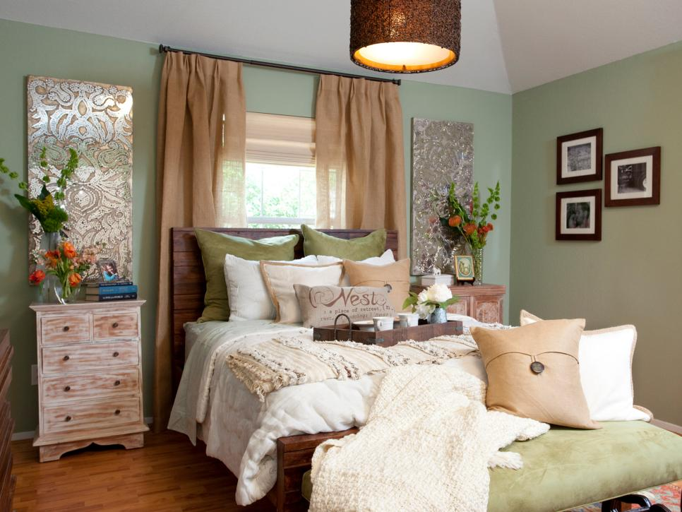 Make the Bedroom Cozy
