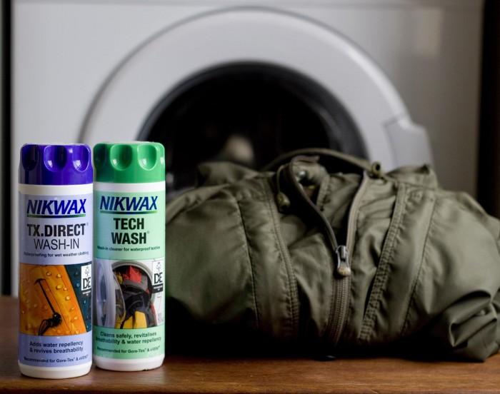 Washing Your Waterproof Jackets