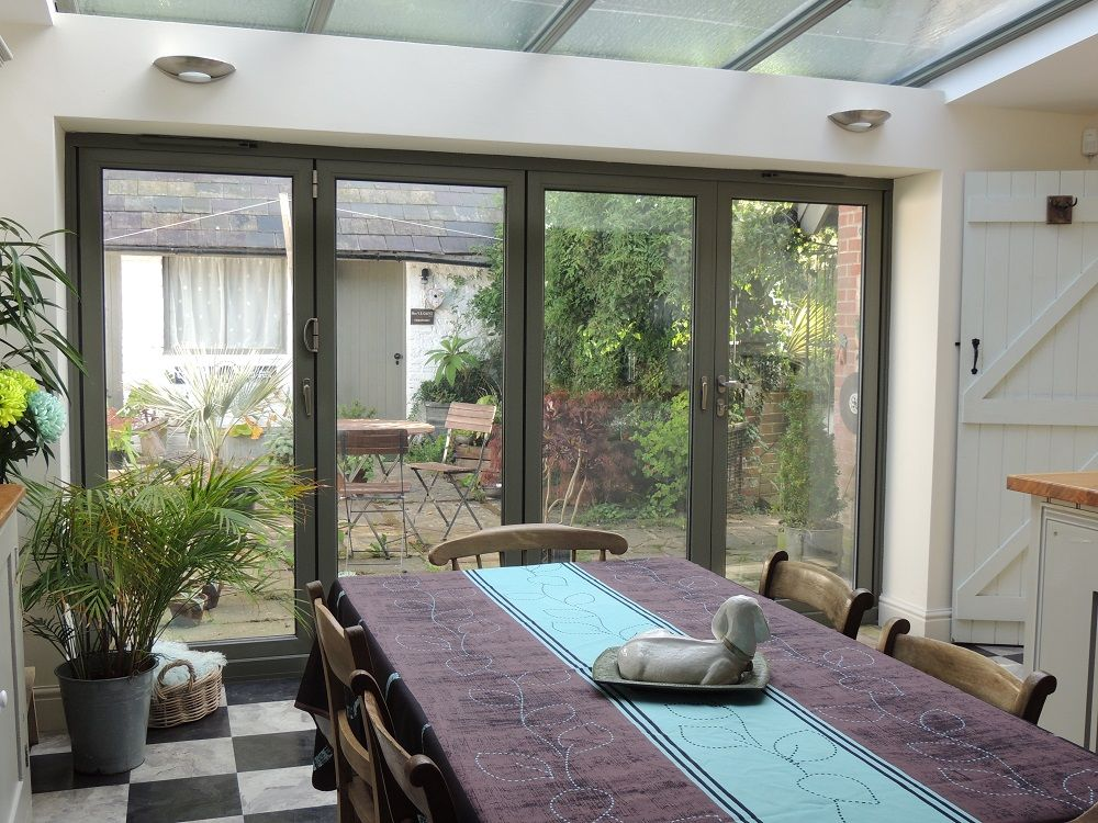 Where can be Bi-Fold Doors Fitted