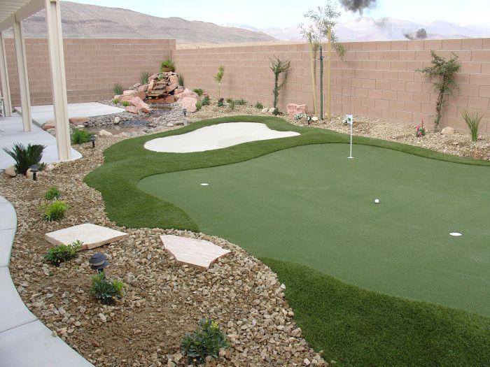 Approaches to Making Your Own Golf Course