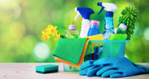 Spring Cleaning Takes Place Inside and Outside Your Home. Tips and Resources to Help!