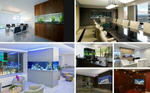 Best Places for an Aquarium