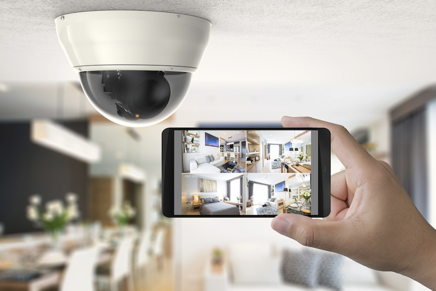 Home security deserves attention