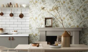 Kitchen Wallpaper – A Touch of Design to Uplift Your Daily Routine