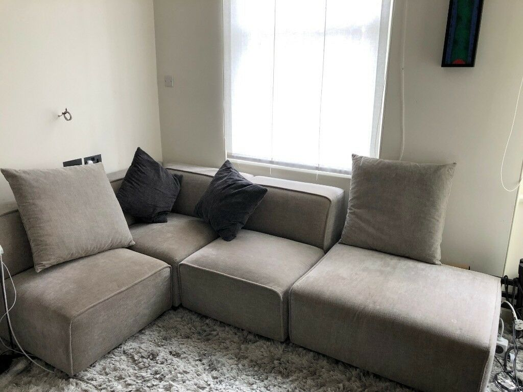 The Cushions Are Flat