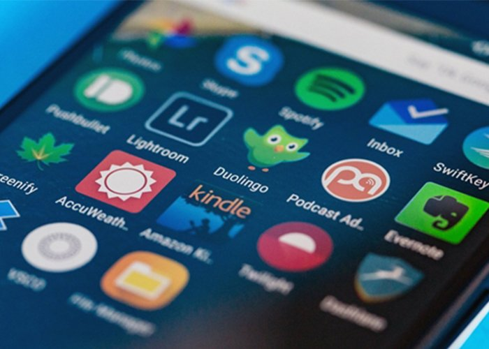 A Selection Of Apps You Can Use