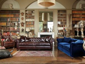 Why Choose Leather? Your Guide to Choosing a Leather Sofa.