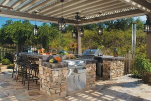 How to Convert a Shed into an Outdoor Kitchen