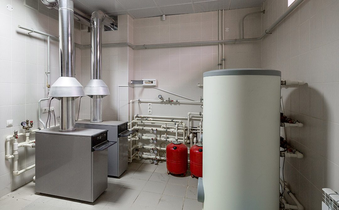 Spruce up your Furnace Room