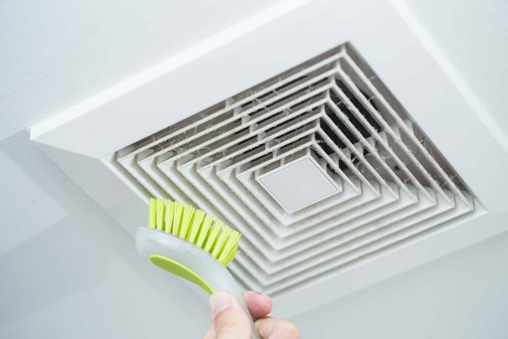 Clean the Area Around Your Furnace