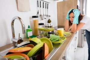5 Tips for Keeping Housework Under Control