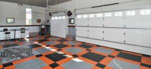5 Effective & Affordable Garage Flooring Options