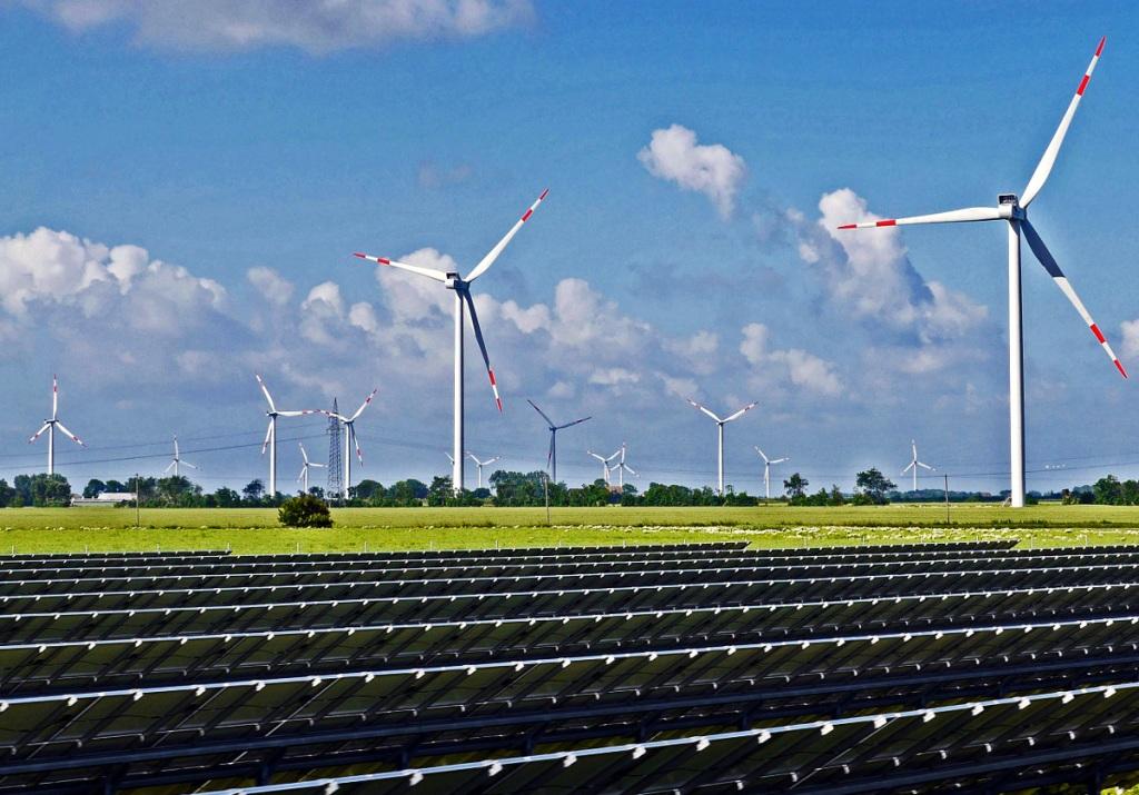 Solar is Green Energy