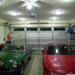 Ways to Update Your Garage Lighting