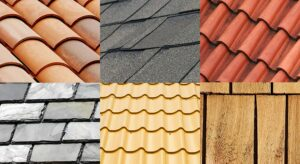 Types of Roofing Materials for Installations