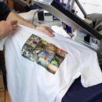 Get a Heat Press & Start Designing Your Own Shirts