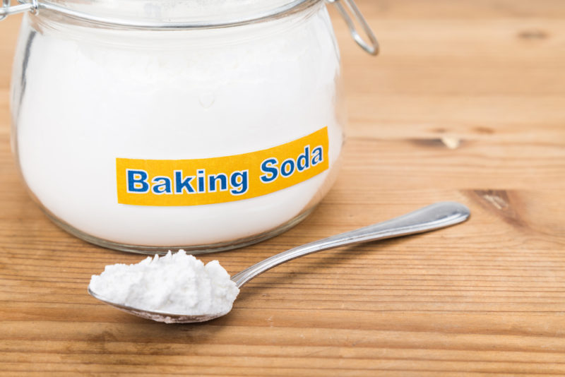 Baking Soda (sodium bicarbonate)