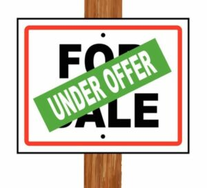 What Does Sold Subject to Contract Mean