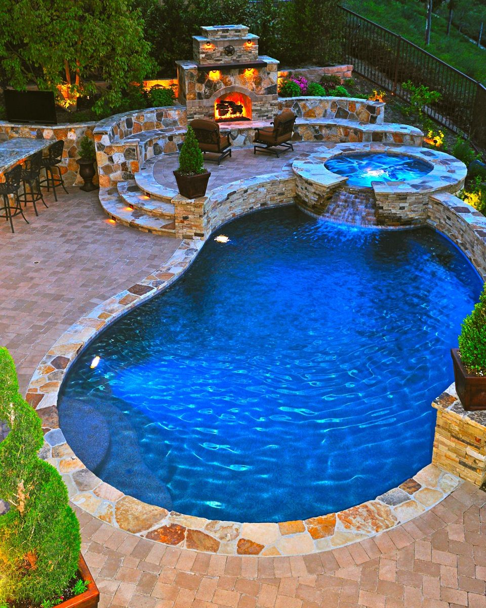 In-ground Pool Designs