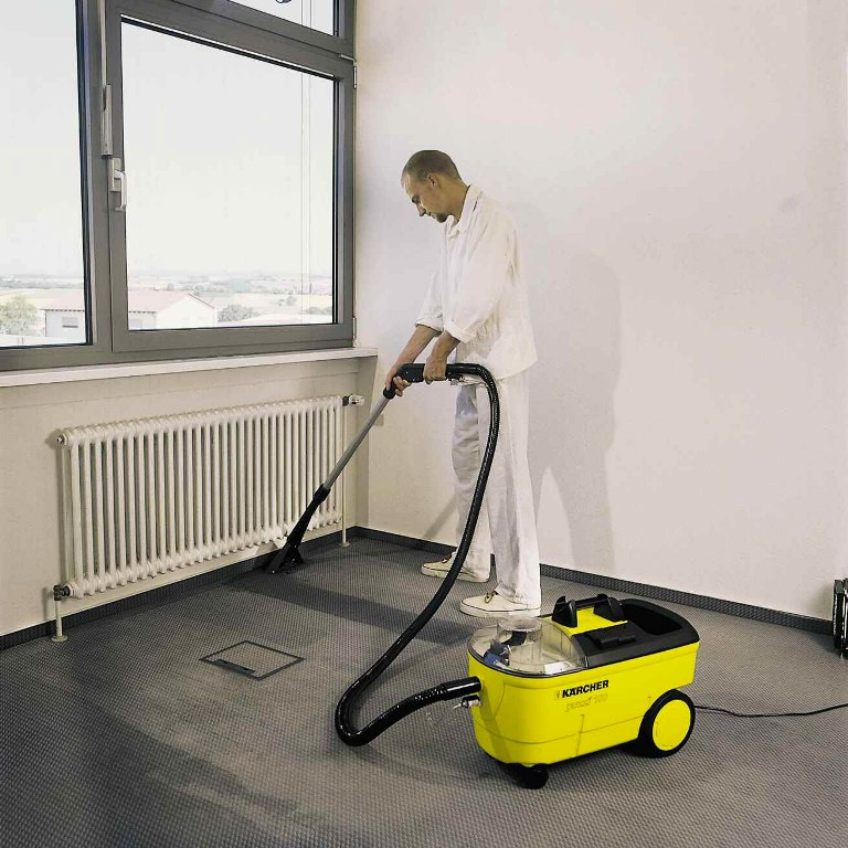 hire cleaning equipments