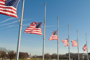 How to Fly Flags at Half Mast: The Important Things to Know